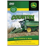 John Deere Country, Part 1, Live Action DVD    90 minutes