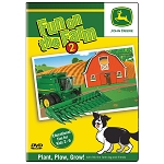 John Deere Fun on the Farm 2, Live-Action DVD - LP36678