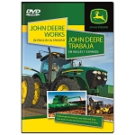 John Deere Works DVD In English & Spanish - LP42110