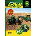 John Deere Action, Part 4, Live-Action DVD - LP47818
