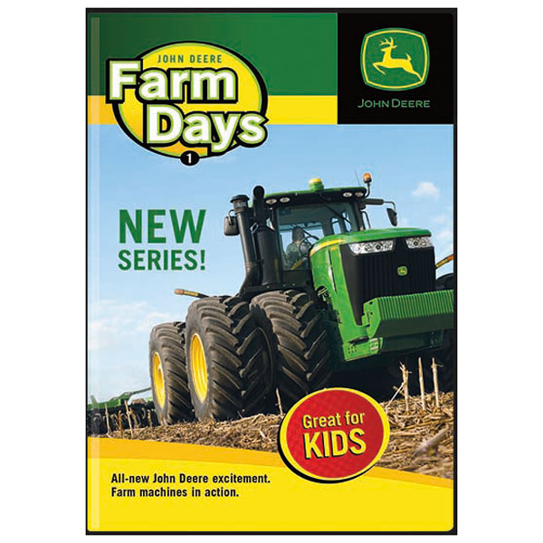 John Deere Farm Days 1, Live-Action DVD - LP49225