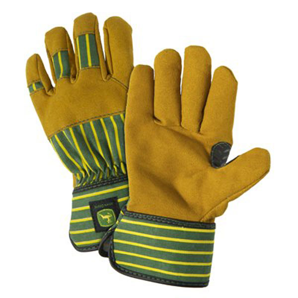 Nike Leather Gloves Jd: John Deere Youth Everyday Work Glove