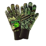 John Deere Men's Lined Camo Jersey Glove - LP47694