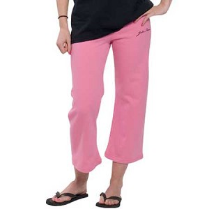 John Deere Ladies' Fleece Capri Pants