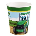 John Deere Johnny Tractor Cups Set of 8 - 80261