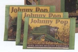 John Deere Johnny Pop Popcorn