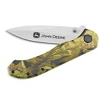 John Deere Camo Pocket Knife - LP42198
