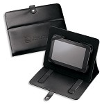 John Deere Deluxe Black Tablet Stand - LP42204