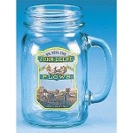 John Deere Plows Drinking Jar - LP10330