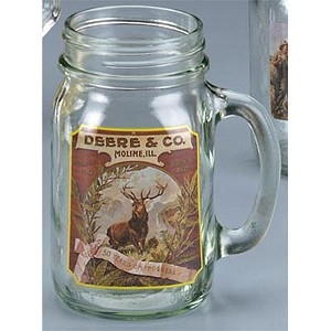 John Deere 50 Years Drinking Jar - LP10341