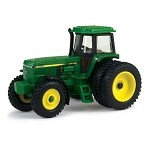 John Deere 1:64 Idaho State Commemorative 4760 Tractor - 40th in Series - TBE37703-40