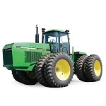 John Deere 1:32 Prestige Collection 8960 4-Wheel Drive Tractor - TBE45210