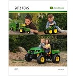 2012 John Deere Toy Catalog, Pocket size $1.00 or Full size $4.00