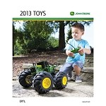 2013 John Deere Toy Catalog, Pocket size $1.00 or Full size $4.00