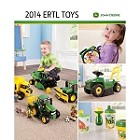2014 John Deere Toy Catalog, Pocket size or Full size - TBE17651 - TBE17650