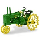 John Deere 1:16 scale Prestige Collection Styled Model G Replica Tractor - TBE45453