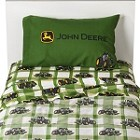 John Deere Deere Tracks Twin Sheet Set - JF28601TDY