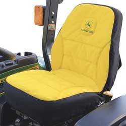 John Deere Compact Utility Tractor Seat Cover - LP95233