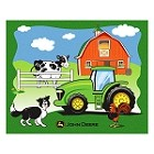 John Deere Fleece Blanket - KE11100