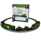 John Deere Lionel O Gauge LionChief Train Set - LP53376