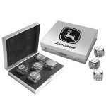 John Deere Travel Dice Set