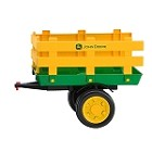 John Deere Trailer for Peg Perego's Children's Riding Tractors - LP51039