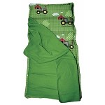 John Deere Green Tractor Youth Nap Mat - LP34035