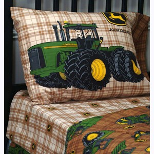 John Deere Traditional Sheet Set