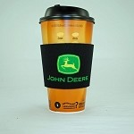 John Deere Collapsible Foam Coffee Wrap - AS319287