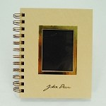 John Deere Linen Leather Photo Album - STPNV570P