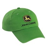 John Deere Youth Green Trademark Cap - LP38163