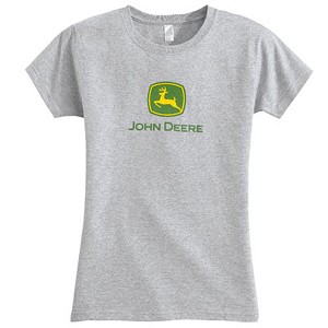 John Deere Ladies' Trademark T-shirt - 154718