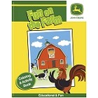 John Deere Fun on the Farm Coloring and Activity Book - LP43993