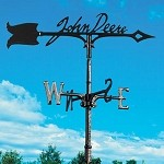 John Deere Black Signature Rooftop Weathervane - LP36007