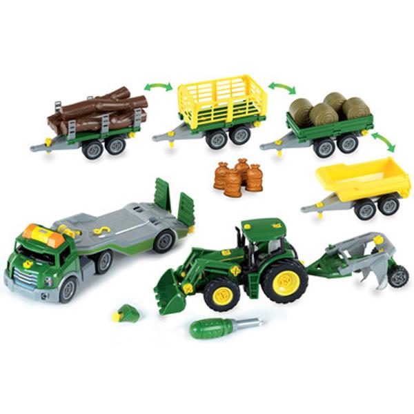 John Deere Tractor Boys Tri-Fold Wallet
