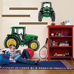 John Deere Giant Removable Wall Decal Set - E159469
