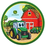 John Deere Johnny Tractor Themed Party