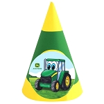 John Deere Johnny Tractor Cone Hat Set of 8 - 80268