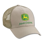 John Deere Value Mesh Back Cap - LP27820