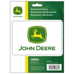 John Deere Logo Decal Sticker Set - 008669