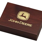 John Deere Playing Card Storage Box - 7977