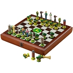 John Deere Collectible Chess Set - 6980