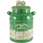 John Deere Milk Can Cookie Jar - 6934