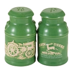 John Deere Milk Can Salt and Pepper Shaker Set - 6940