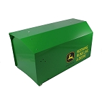 John Deere Nothing Runs Like a Deere Heavy-Duty Estate Mailbox - EMB-JDRUNS