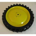 Rear Wheel and Tire Assembly (Drive) - TBE10040