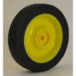 Front Wheel with Tire for Die-cast Pedal Tractor - TBE10045