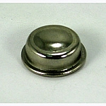 John Deere Steel Push Cap Nut for Front Axle and Pedal Crank (7/16-inch) - TBE10153