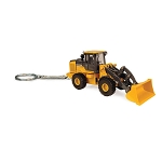John Deere Wheel Loader Key Chain - TBE45320
