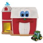 John Deere Johnny Tractor and Friends Buddy Barn Playset - TBEK46013